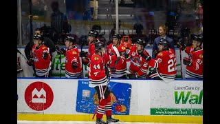Griffins vs. IceHogs | Mar. 6, 2020