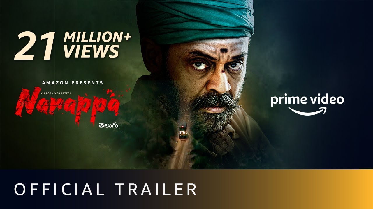 Narappa - Official Trailer