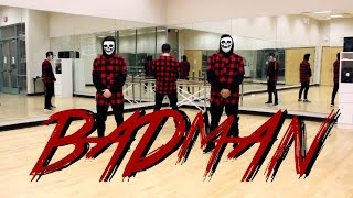 Bad Man | Ragga Twins (Skrillex Remix) | Lopez Brothers Uncut