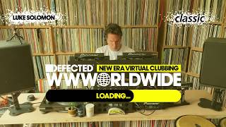Luke Solomon - Live @ Defected WWWorldwide 2020