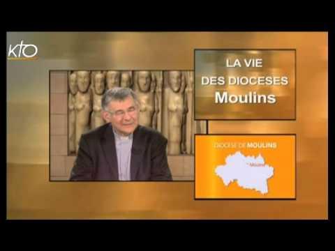 Mgr Pascal Roland - Diocèse de Moulins