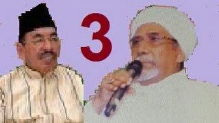 ProfUmar Syihab Dikonter Habib Achmad Zein Alkaf 3/6