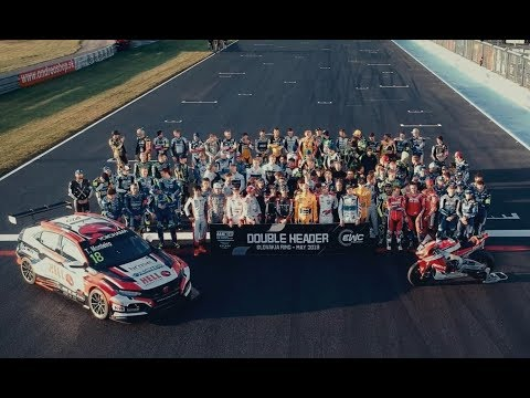 Honda - the best of both worlds - WTCR and EWC in Slovakia
