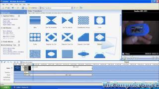 Windows Movie Maker Tutorial For XP