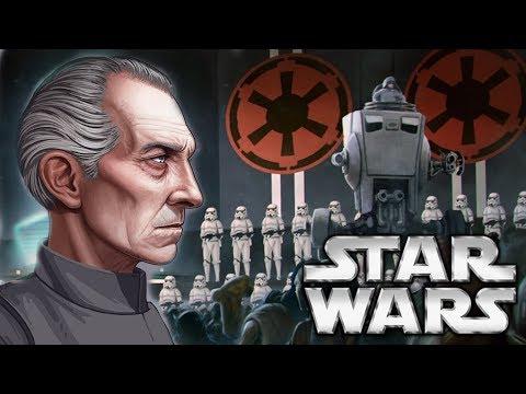 Moff Tarkin Survives: Star Wars Rethink