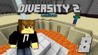 SE COMPLICA LA ARENA!! - E.8 Diversity 2 - [LuzuGames]
