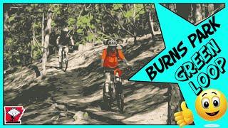 Burns Park Green Loop