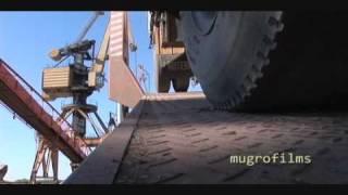 preview picture of video 'Puerto y Tren  Parte 2 - Barranqueras'