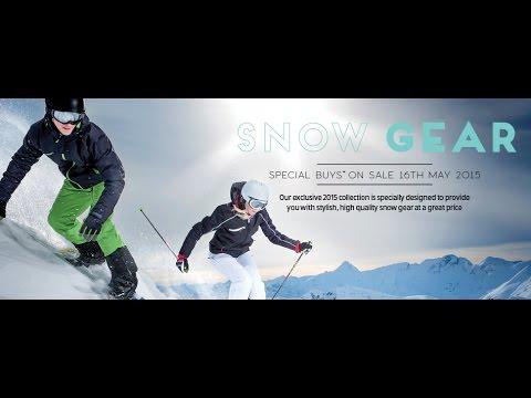 ALDI Ski Gear Review