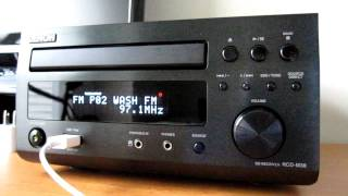 Denon D-M38 | Functionality and Options