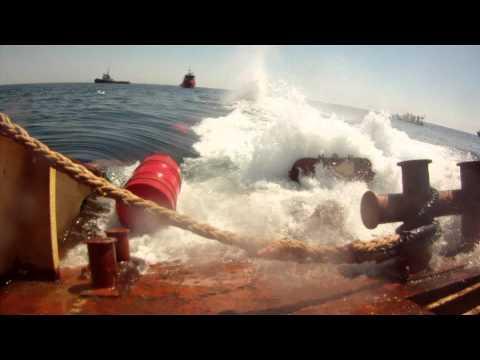 Versenkung der TUG-2, Wrack der TUG-2,St. Julians,Malta