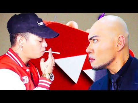YOUTUBE REWIND INDONESIA 2017 (REZA OKTOVIAN NGEROKOK!!?)