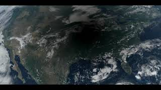 Eclipse 2017 sobre a América do Norte