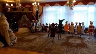 Новогодний утренник в садике у Юры (2012 год)!