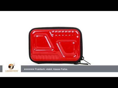Anti-Schock, stoßfest, 6.35 cm, PVC-Hartschale für externe Festplatte, für Western Digital My