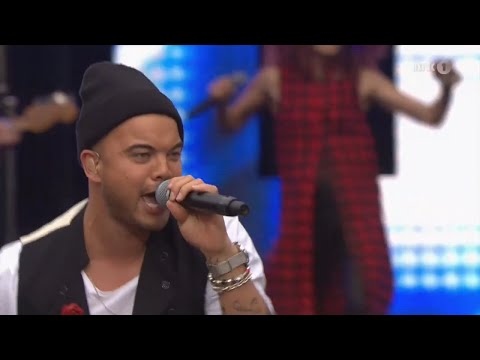 Guy Sebastian - Tonight Again (VG-Lista, Oslo - NRK 1, June 20 2015) Mp3