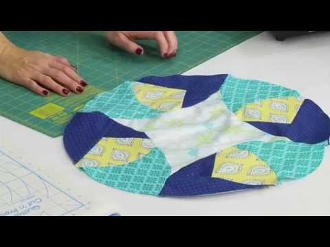 Tulip Fabric Tutorial by Victoria Findlay Wolfe