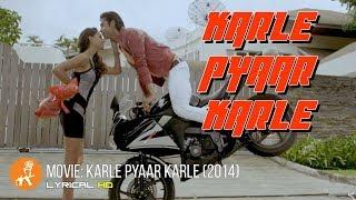 Karle Pyaar Karle | Benny Dayal, Palak Muchhal   - YouTube