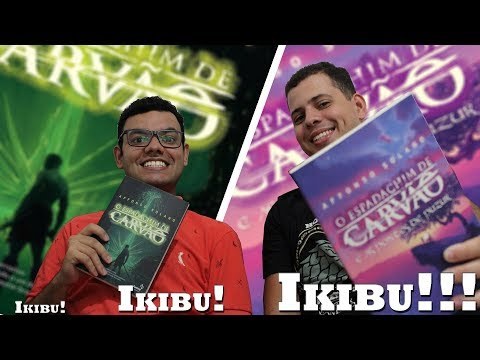 BATE PAPO ESPADACHIM DE CARVÃO - PARTE 2 feat Marcos e Micael / Alegria Literária