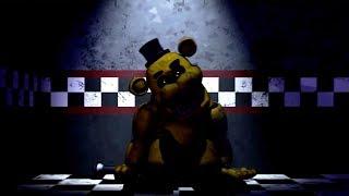 [SFM FNaF UCN] Golden Freddy Ending Cutscene