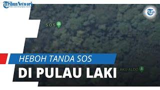 Heboh Tanda SOS di Pulau Laki & Dikaitkan dengan Sriwijaya Air SJ-182, Begini Jawaban dari Basarnas
