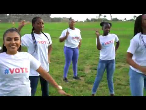 """""""Vote! St Johns County"""" Music Dance Video"""