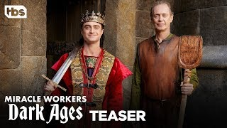 Miracle Workers Season 2 - watch episodes streaming online