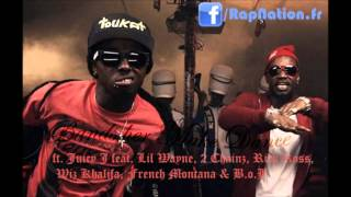 Bands A Make Her Dance - Juicy J ft. Lil Wayne 2 Chainz Rick Ross Wiz Khalifa French Montana & B.o.B