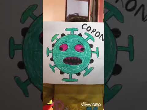 Hướng dẫn các Bé phòng chống dịch covid-19 tại nhà