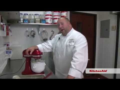 Video In the Chef's Corner: Ice Cream Maker Attachment | KitchenAid