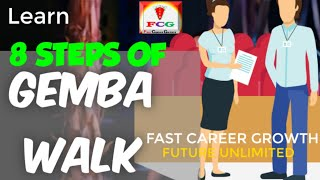 8 STEPS GEMBA WALK