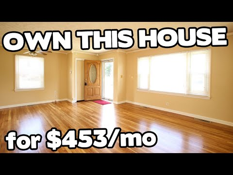Own This Home For Under $500/mo - Danville Kentucky House For Sale Mp3