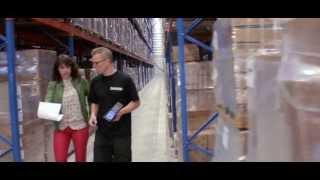 Dimensio, de zakkenspecialist bedrijfsfilm met Ellen ten Damme
