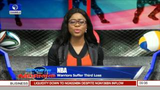 Sports This Morning: Focus On Nigerian Basketball 14/01/16