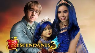 Descendants 3: Evie and Doug have a daughter! And she is a Princess! 💙❤️ Edit!