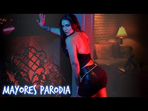 Becky G, Bad Bunny - Mayores (PARODIA) | Andrea Espada Ft. Jack Vargas.