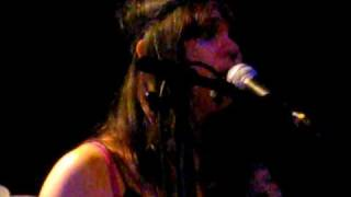 Bat For Lashes - Good Love - Live Botanique Bruxelles 15-05-09