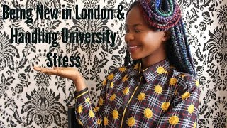 Ajobi discusses time management and adapting to London in our latest Student