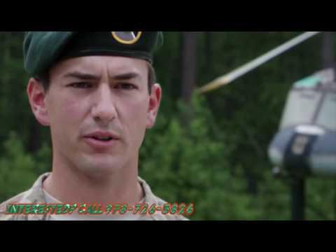 Green Beret Recruiting Video