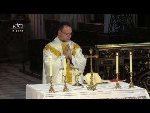 Messe du 28 mai 2020 à St-Germain-l'Auxerrois