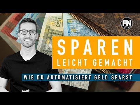 Die BESTE Sparmethode um 2019 viel Geld zu sparen !
