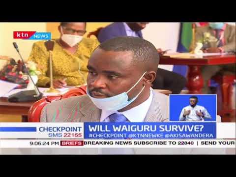 Will Waiguru survive?: Kirinyaga Governor Anne Waguru files defense challenging her impeachment
