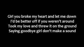 Jonas Brothers - One Man Show (Lyrics on Screen)