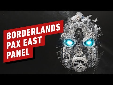 , title : 'Borderlands 3 Reveal + Gearbox PAX East 2019 Stream  - IGN Live'