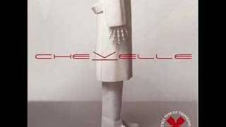 Panic Prone- Chevelle