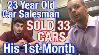 Car Salesman Gives Tips On How To Sell 30+ Cars Per Month   Automotive Sales   Car Sales Training