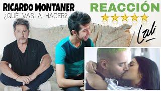 Ricardo Montaner (Lali & J Balvin) - ¿Qué Vas a Hacer? | Video Reacción