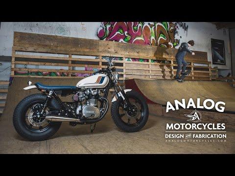Analog Motorcycles - '79 XS650 'Agnessa'