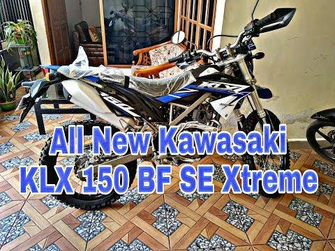 Review All New Kawasaki Klx 150 Bf Indonesia