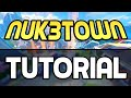 NUK3TOWN MAP TUTORIAL! (Call of Duty: Black Ops 3 NUK3TOWN)